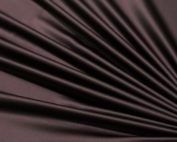 Chocolate Lamour Table Linen, Dark Brown Table Cloth