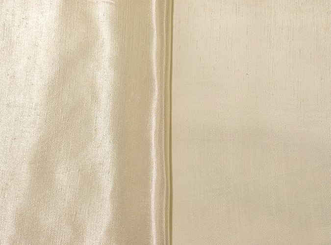 Ivory Shantung Table Linen, Ivory Table Cloth