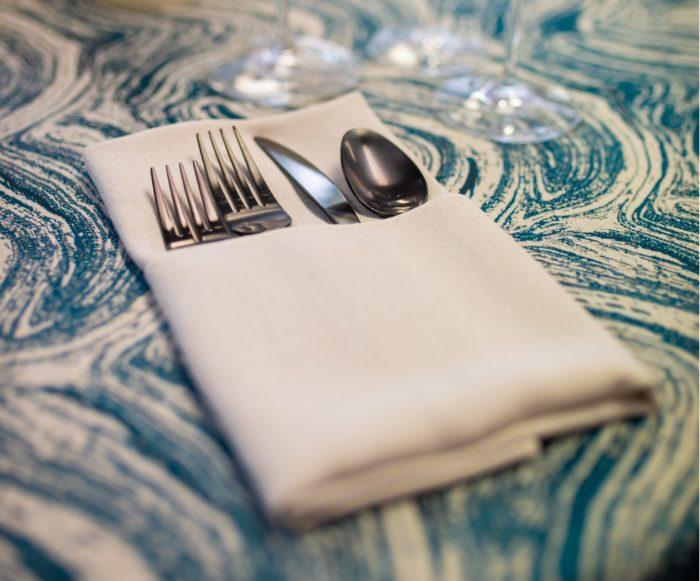 Oat Linnea Table Linen, Cream Linen Table Cloth