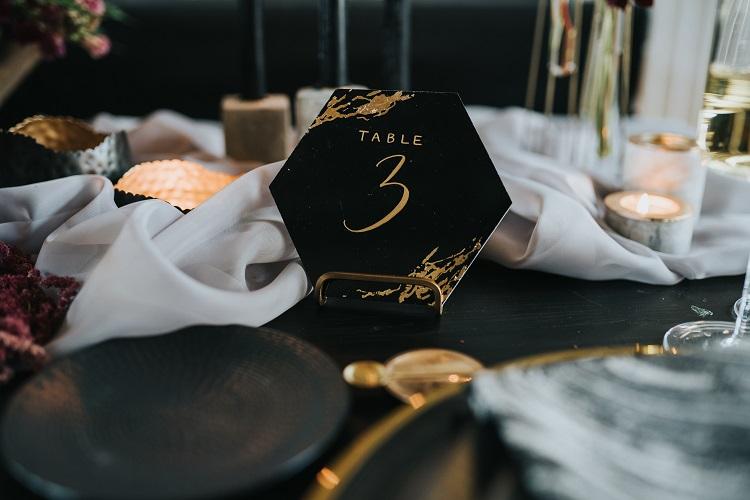 Platinum Voile Table Veil, Grey Sheer Table Runner