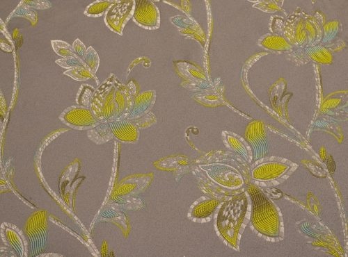 Zesty Glam Table Linen, Floral Table Cloth