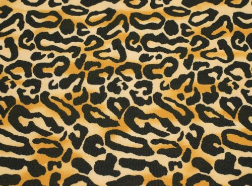 Leopard Table Linen, Safari Table Cloth, Animal Print Table Cloth