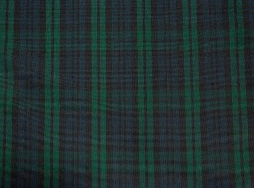 Oxford Plaid Table Linen, Blue Green Plaid Table Cloth
