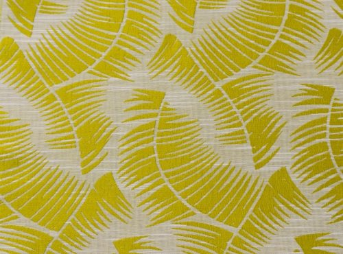 Pineapple Havana Napkin, Yellow Leaf Napkin, #theNAPKINmovement